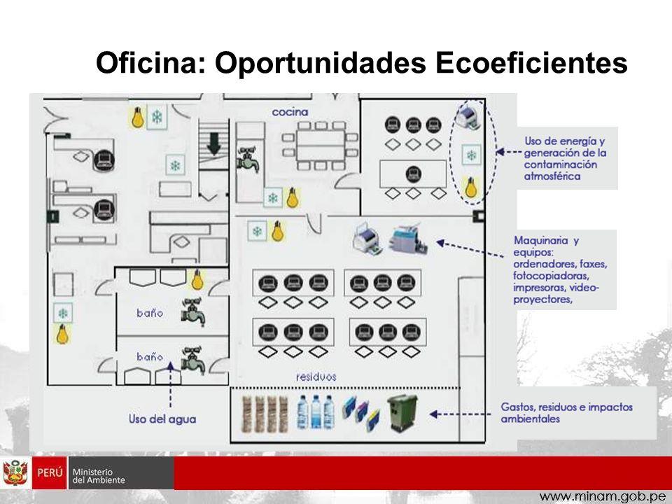 Oficina: Oportunidades Ecoeficientes