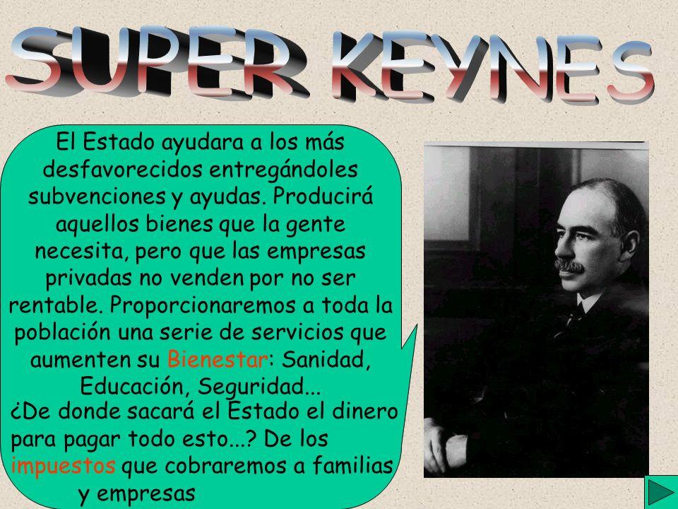 SUPER KEYNES
