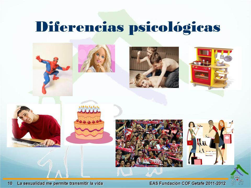 Diferencias psicológicas