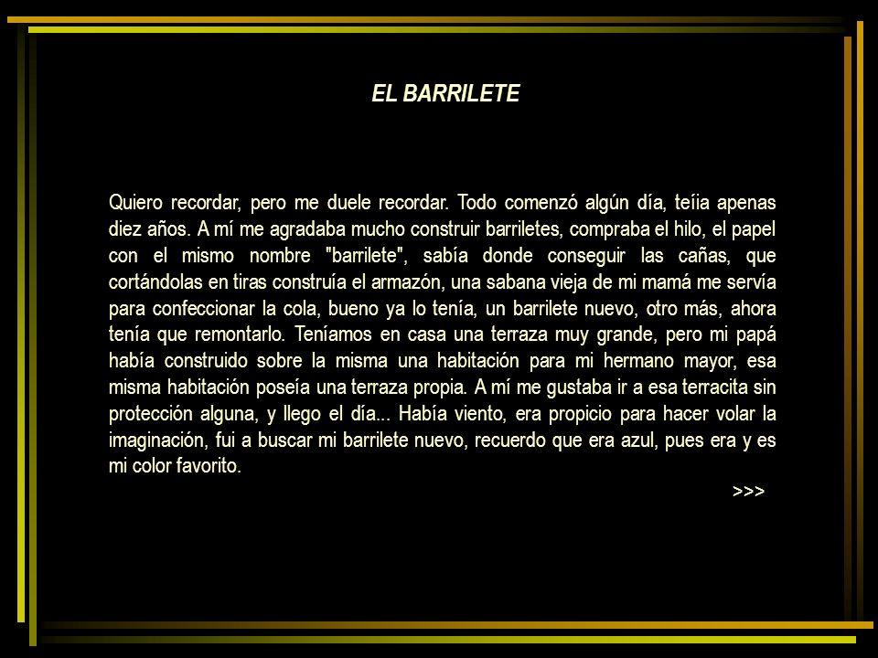 EL BARRILETE