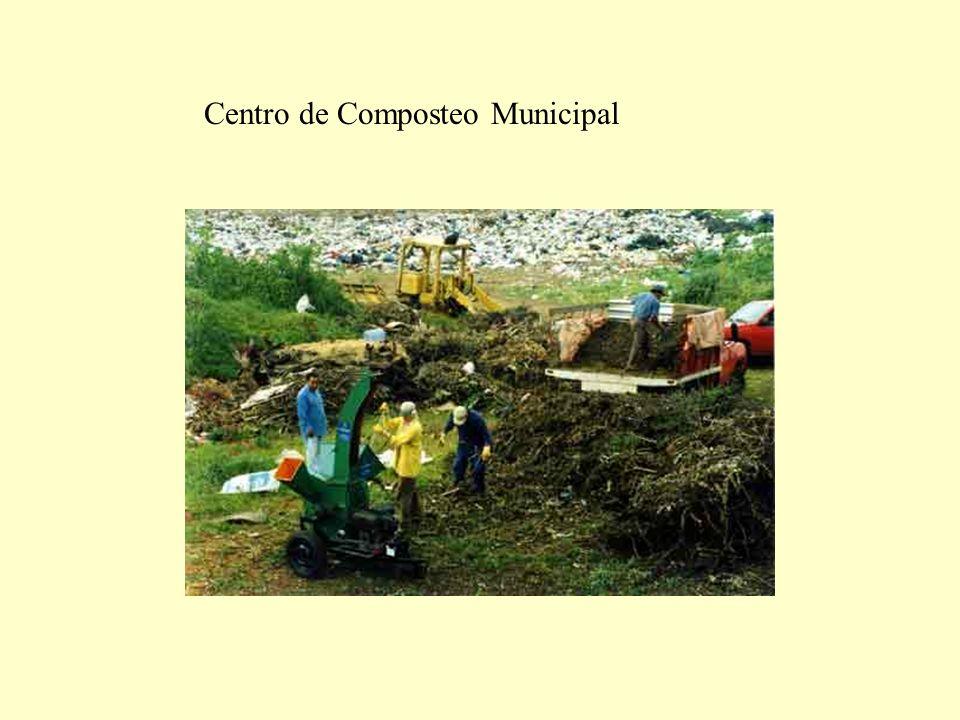Centro de Composteo Municipal