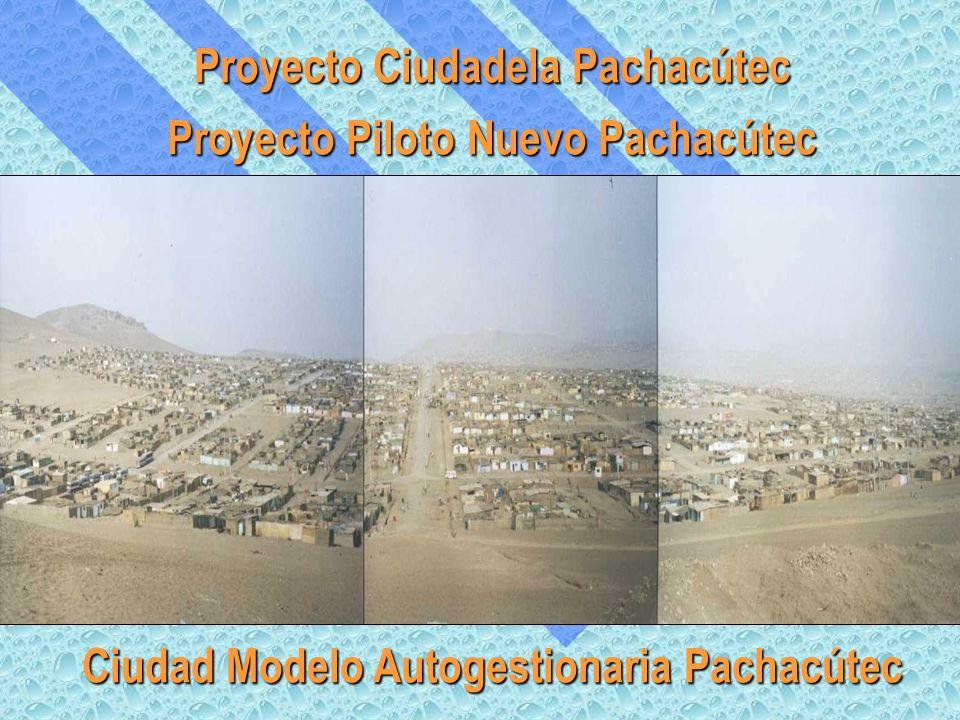 Proyecto Piloto Nuevo Pachacútec