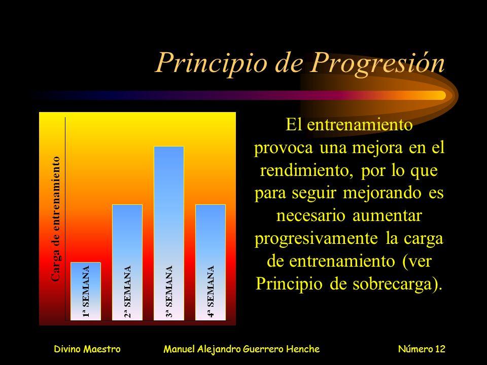 Principio de Progresión