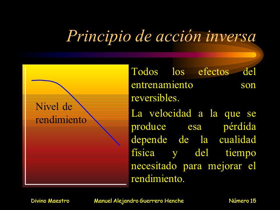 Principio de acción inversa