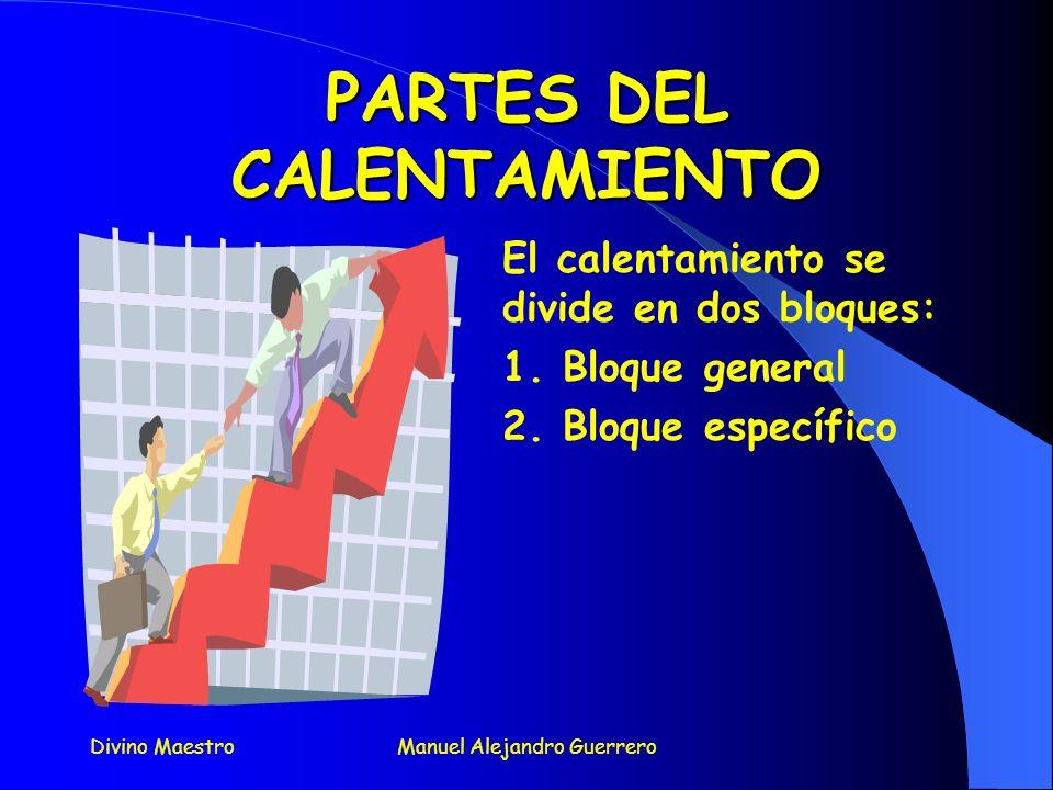 PARTES DEL CALENTAMIENTO