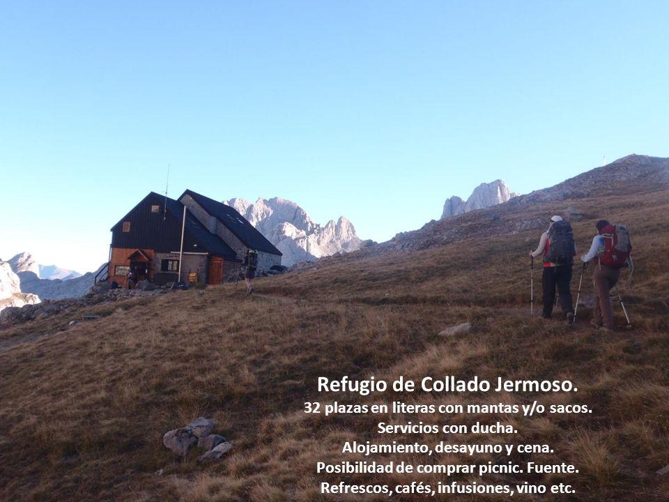 Refugio de Collado Jermoso.