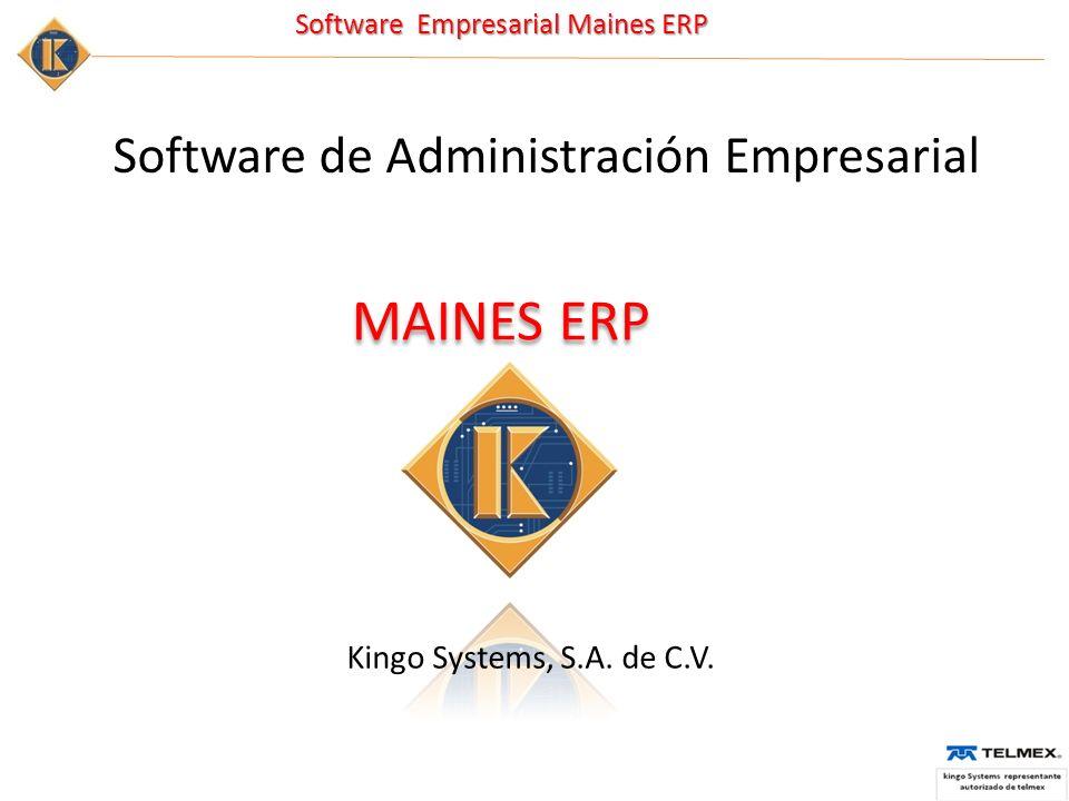 Software de Administración Empresarial