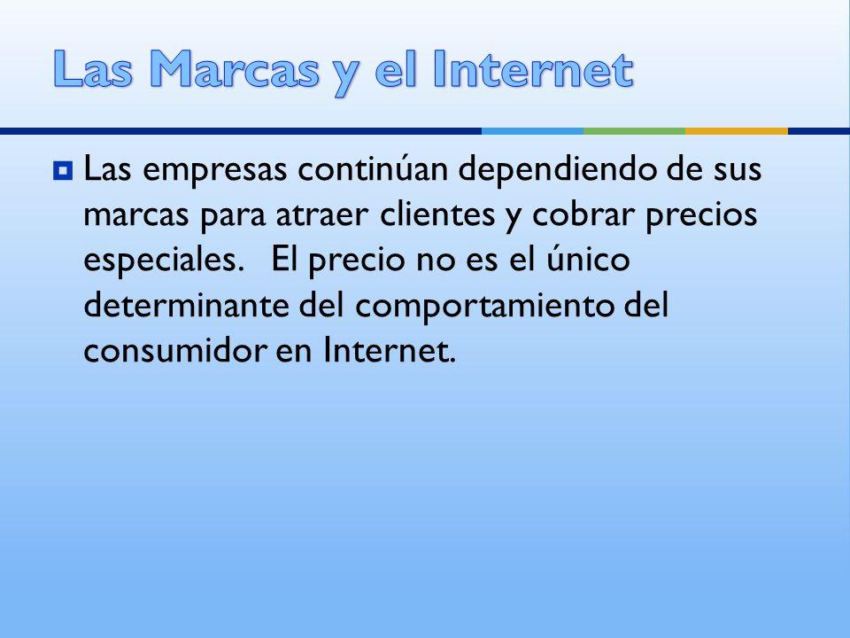 Las Marcas y el Internet