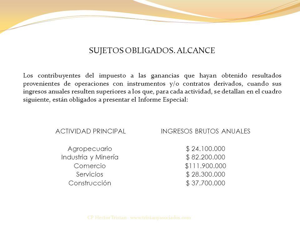 SUJETOS OBLIGADOS. ALCANCE