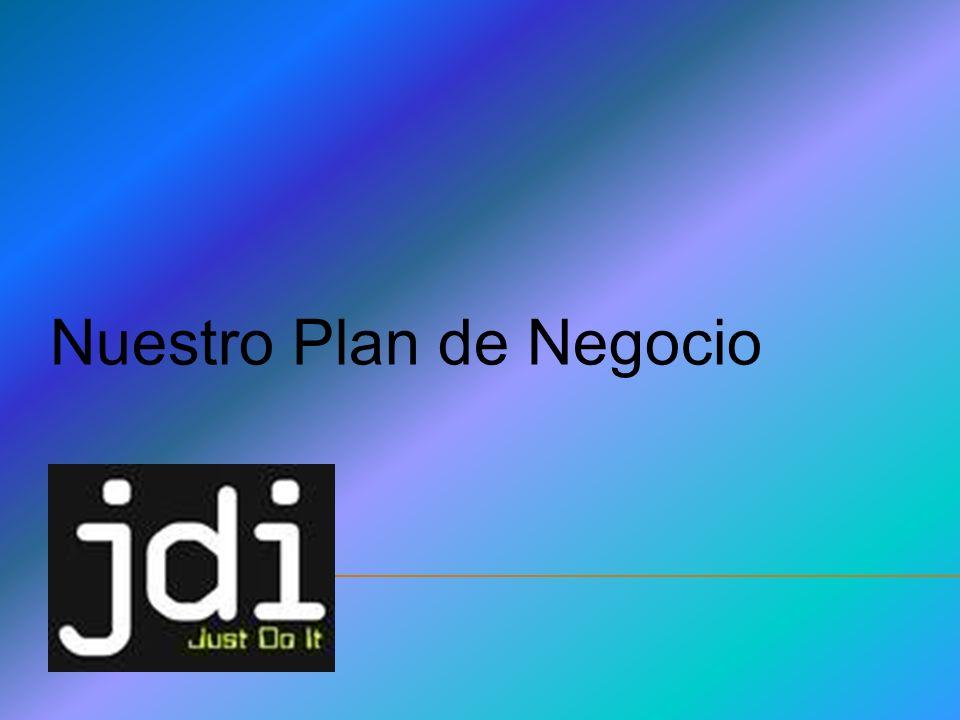 Nuestro Plan de Negocio