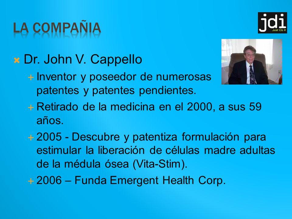 La compaÑia Dr. John V. Cappello