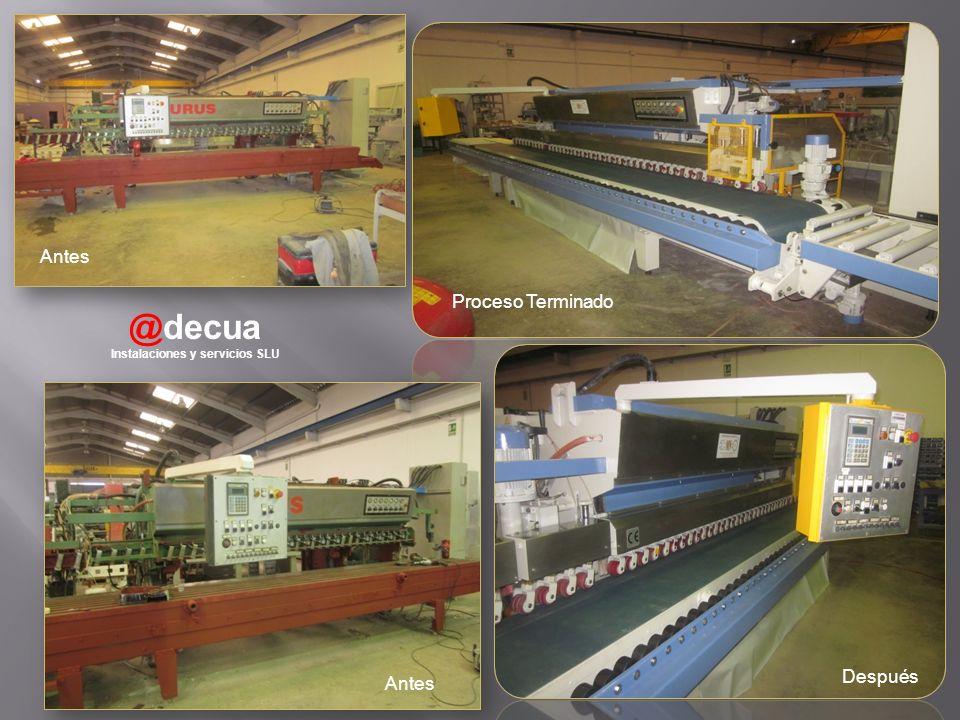 @decua Instalaciones y servicios SLU