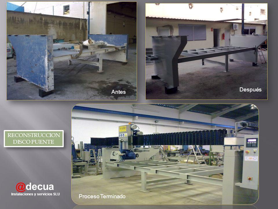 Instalaciones y servicios SLU