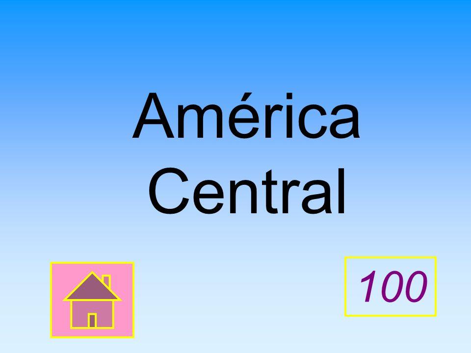 América Central 100