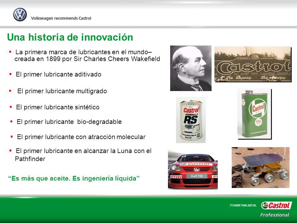 Una historia de innovación