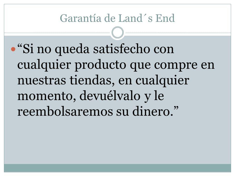 Garantía de Land´s End