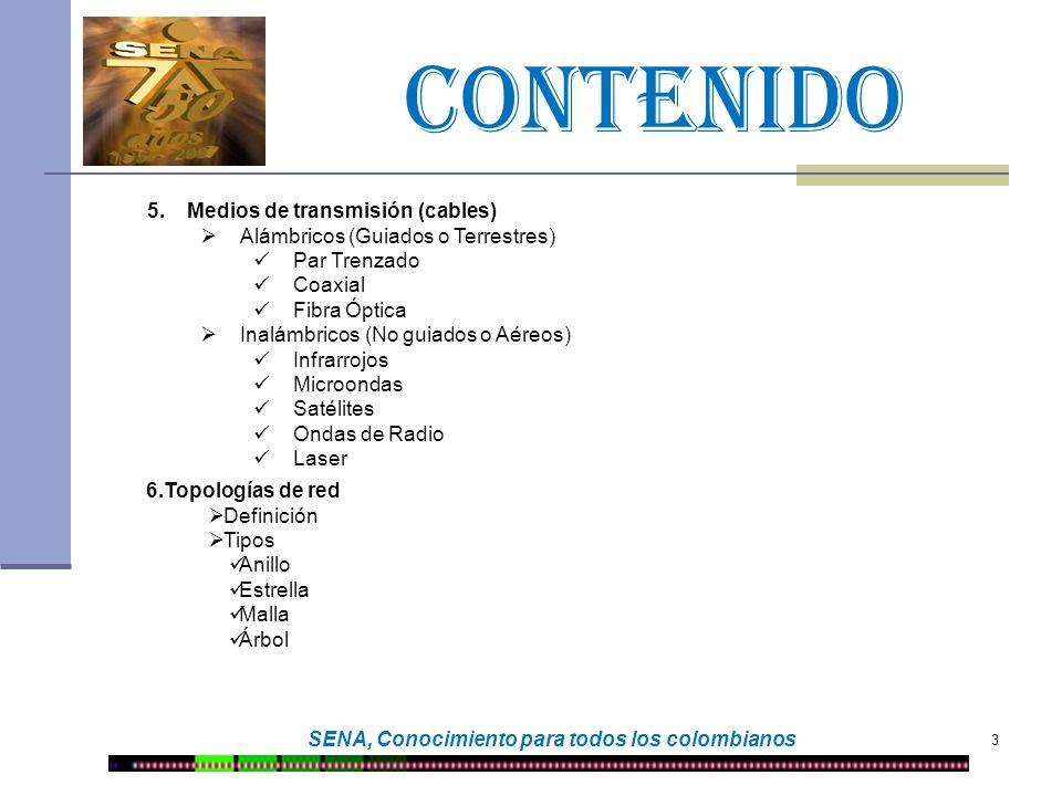 SENA, Conocimiento para todos los colombianos