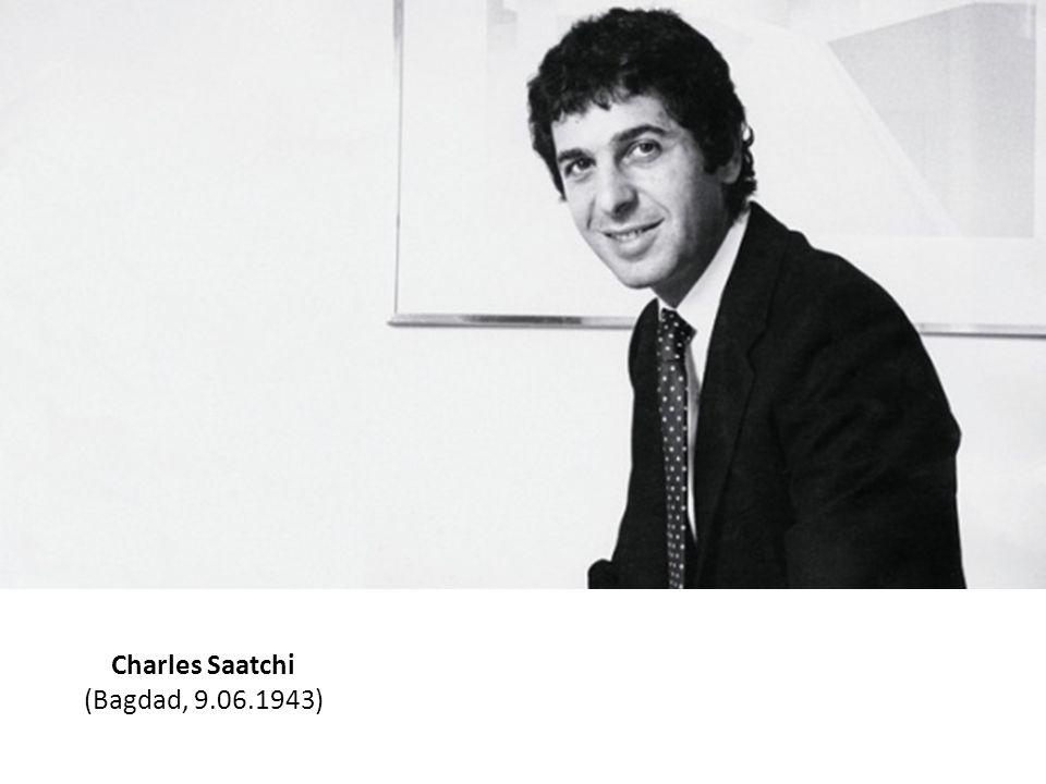 Charles Saatchi (Bagdad, 9.06.1943)