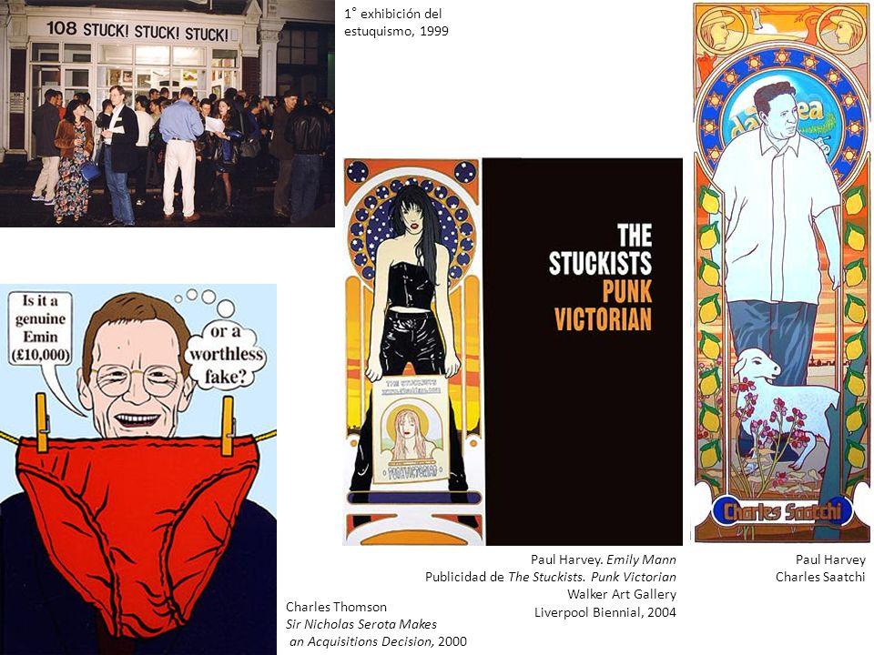 1° exhibición del estuquismo, 1999