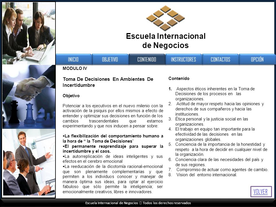 Escuela Internacional