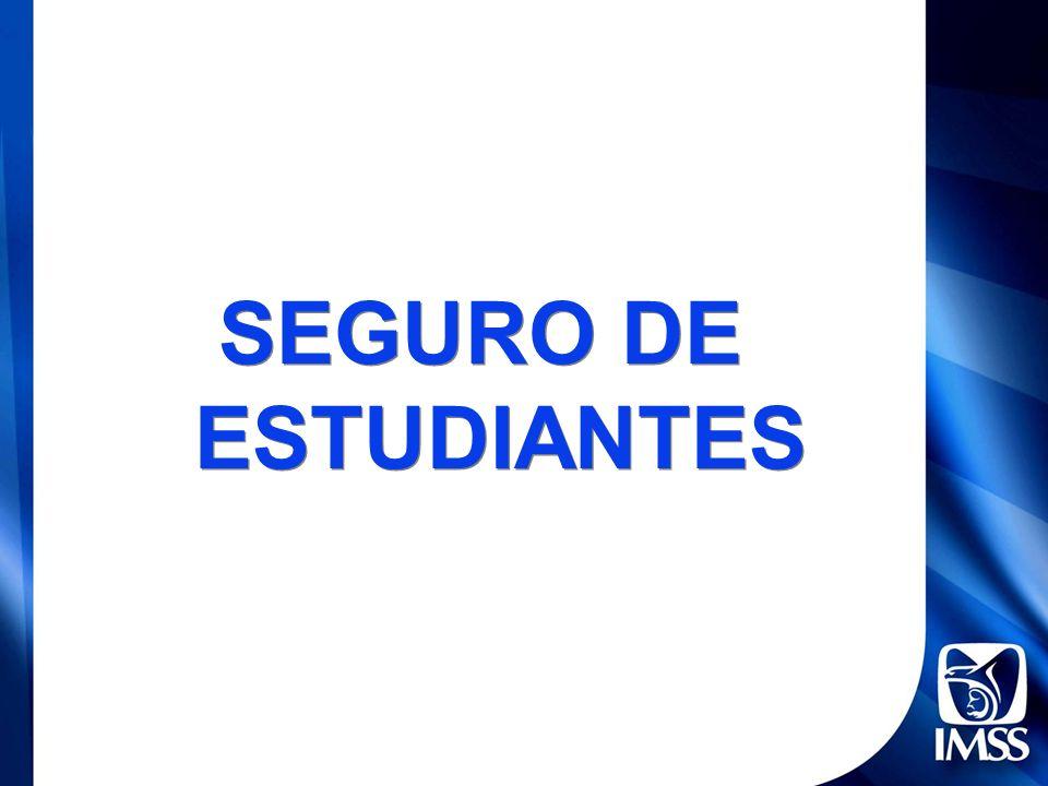 SEGURO DE ESTUDIANTES