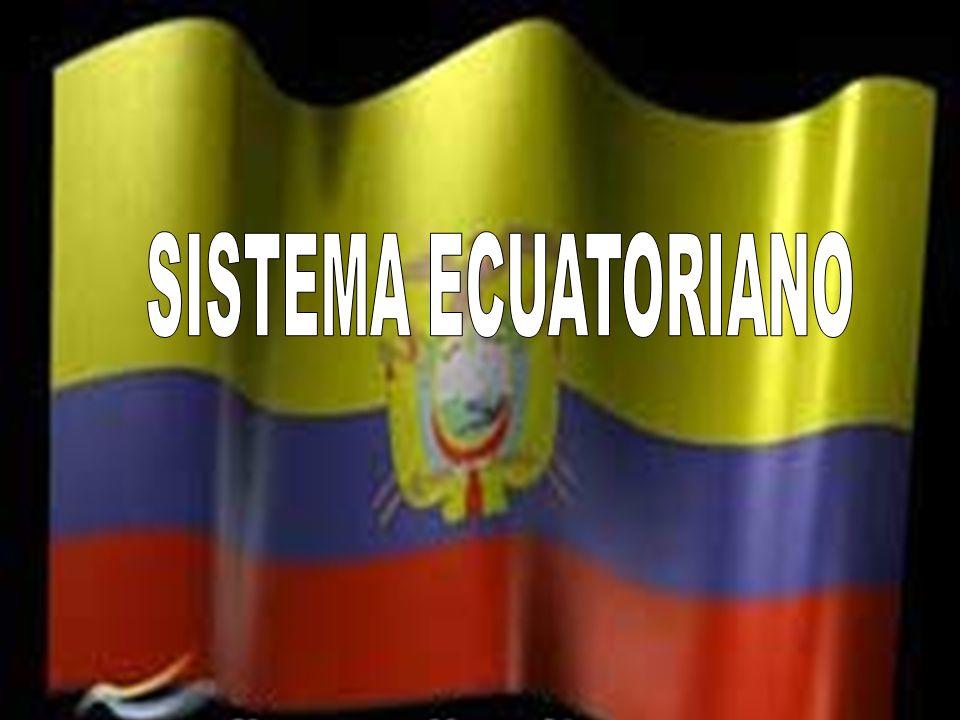 SISTEMA ECUATORIANO