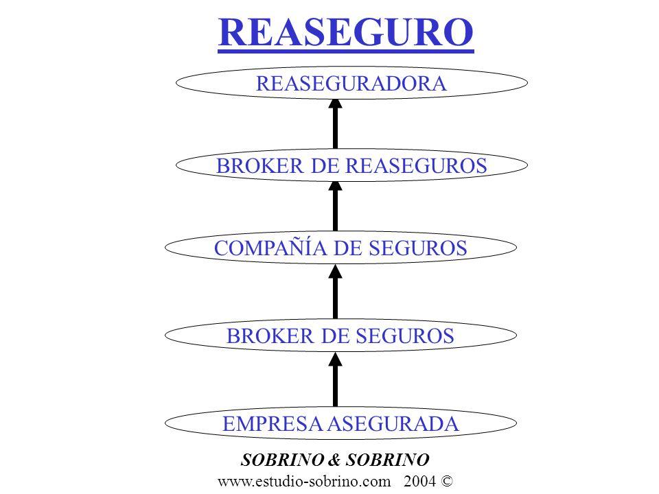 REASEGURO REASEGURADORA BROKER DE REASEGUROS COMPAÑÍA DE SEGUROS