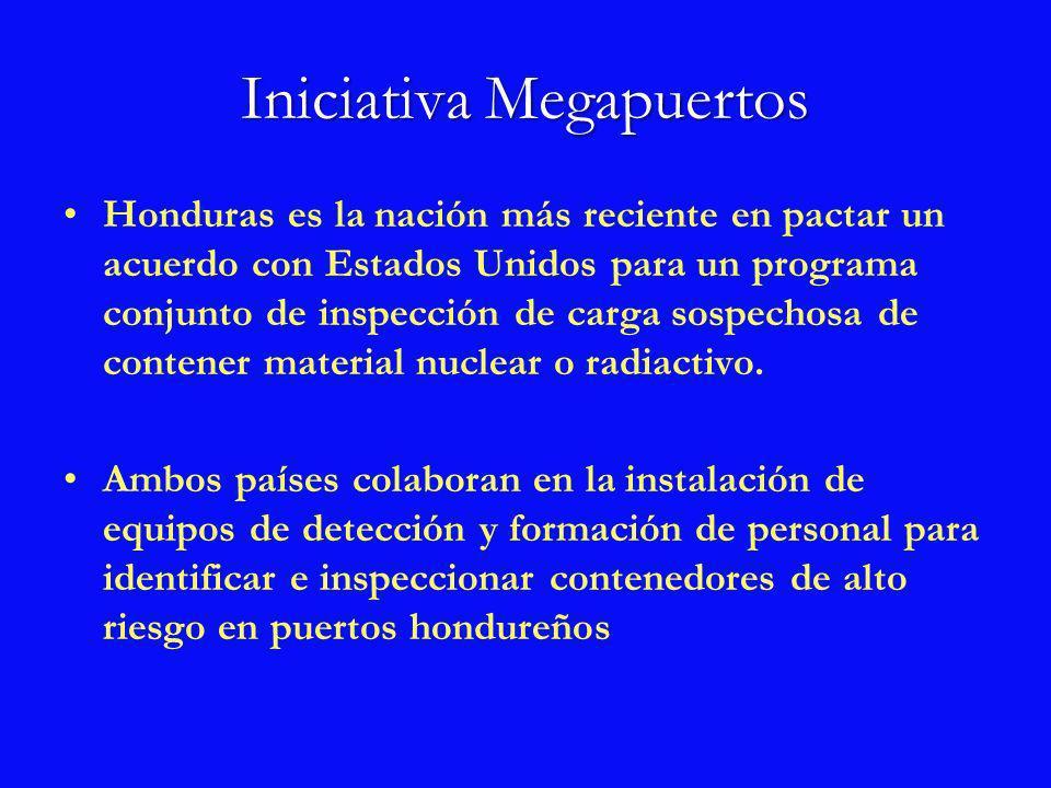 Iniciativa Megapuertos