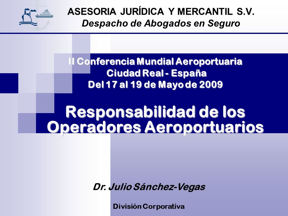 ASESORIA JURÍDICA Y MERCANTIL S.V. Despacho de Abogados en Seguro