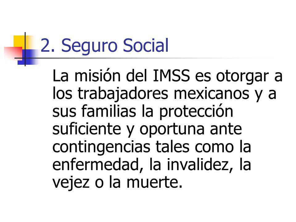 2. Seguro Social
