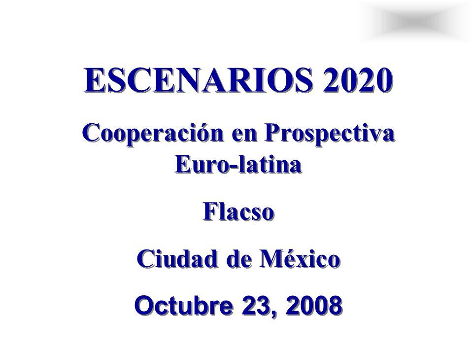 Cooperación en Prospectiva Euro-latina