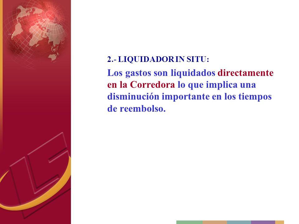 2.- LIQUIDADOR IN SITU: