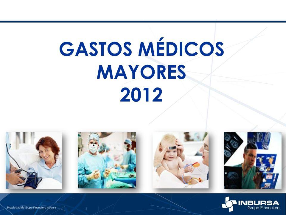 GASTOS MÉDICOS MAYORES