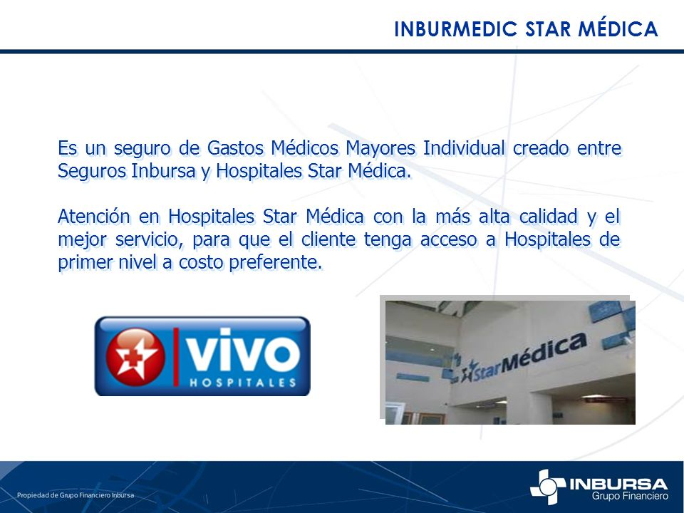 INBURMEDIC STAR MÉDICA