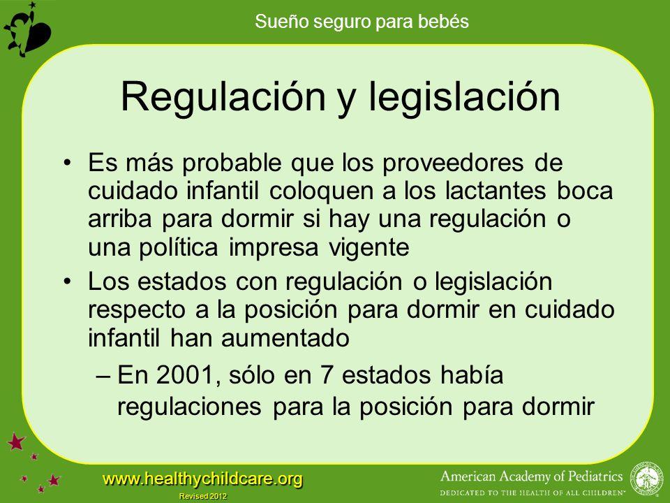 Regulación y legislación