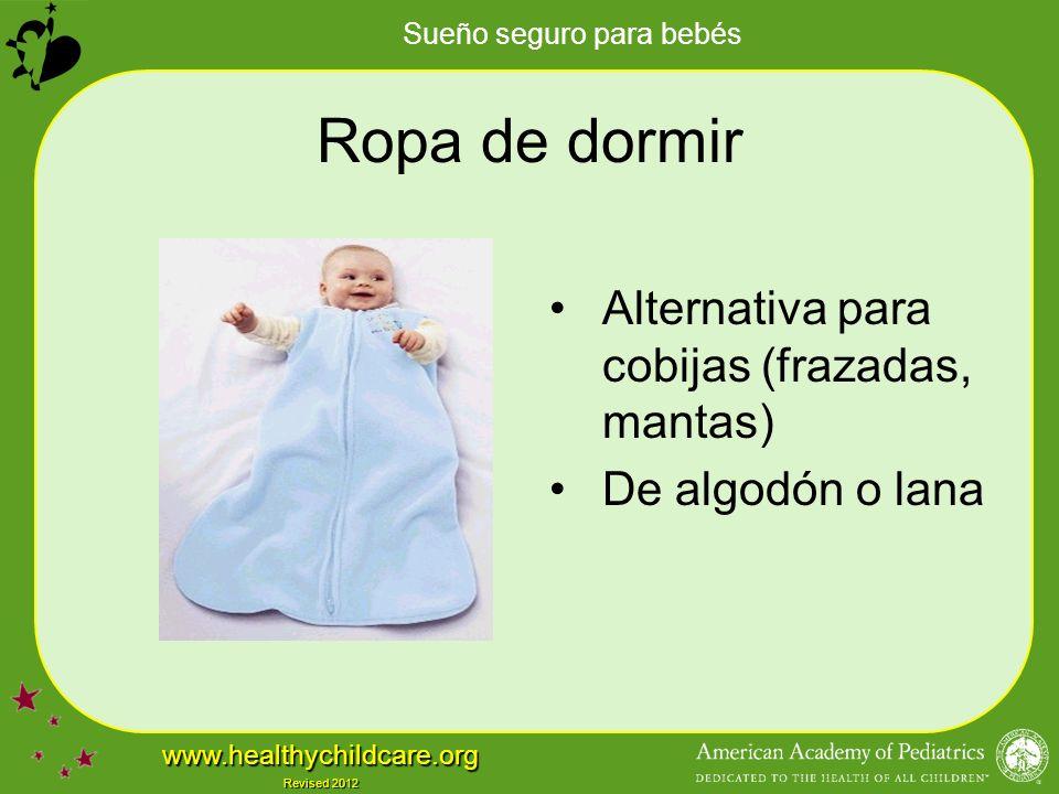 Ropa de dormir Alternativa para cobijas (frazadas, mantas)