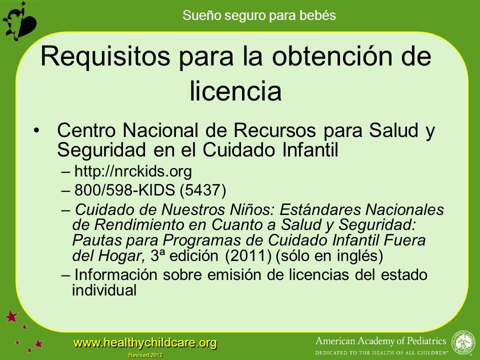 Requisitos para la obtención de licencia