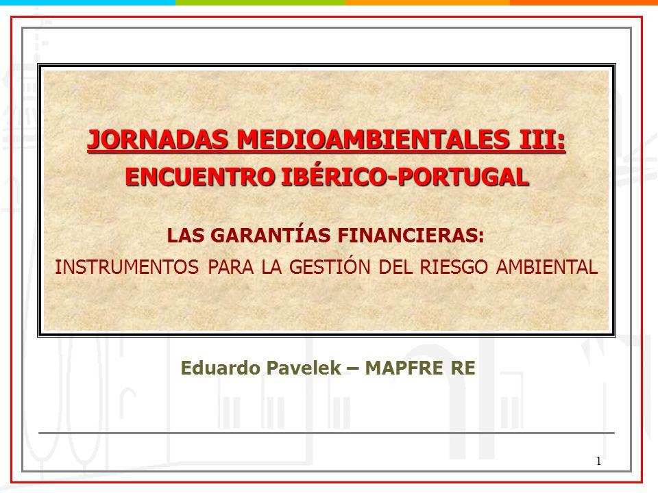 JORNADAS MEDIOAMBIENTALES III: