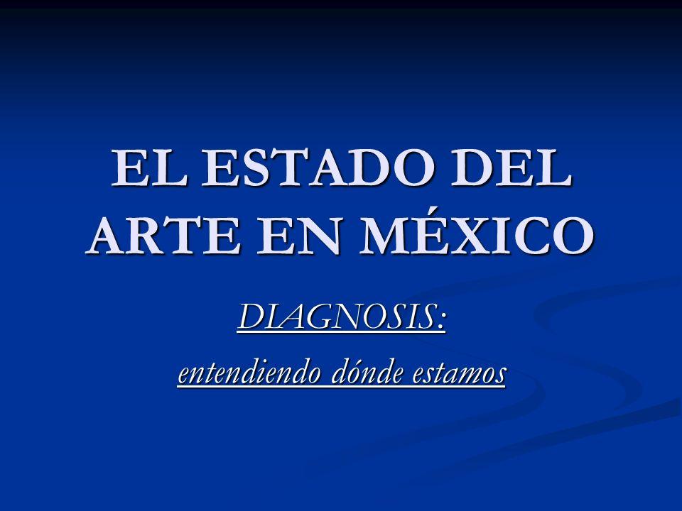 EL ESTADO DEL ARTE EN MÉXICO