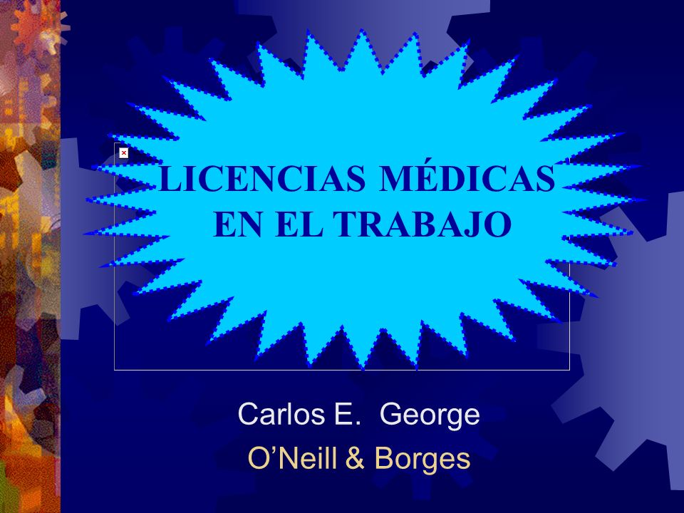 Carlos E. George O'Neill & Borges