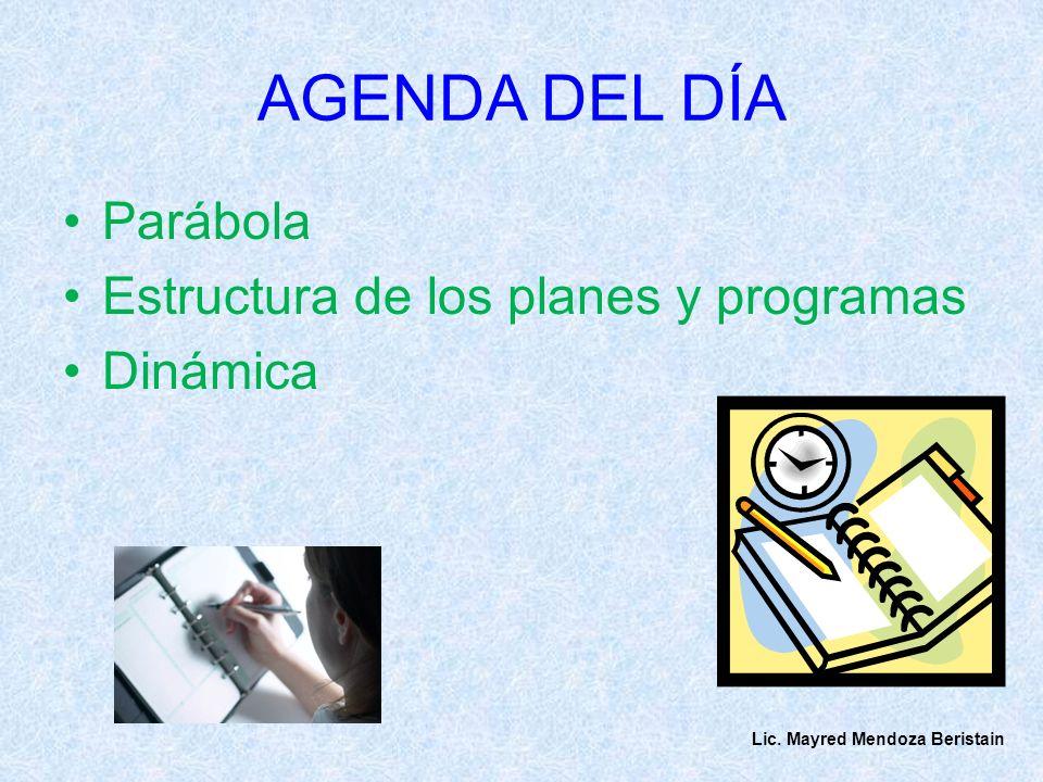 Lic. Mayred Mendoza Beristain