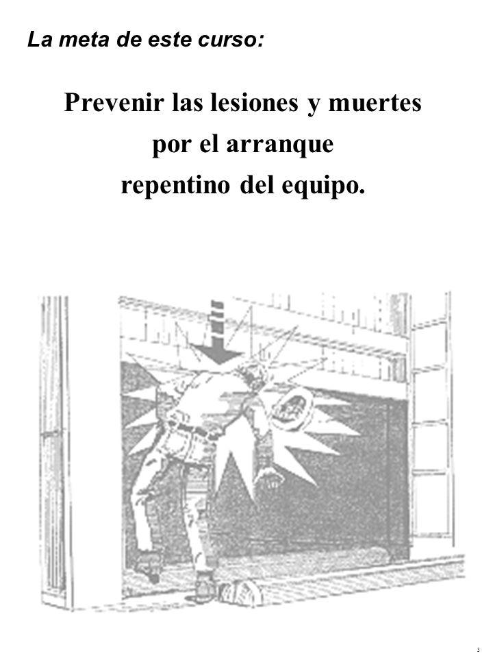 Prevenir las lesiones y muertes