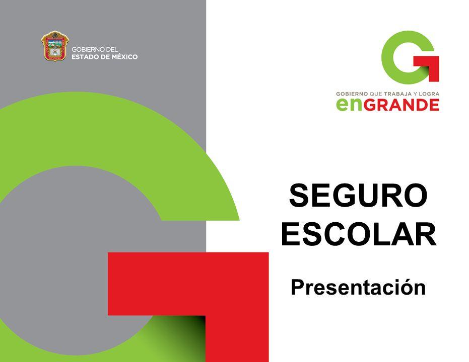 SEGURO ESCOLAR Presentación