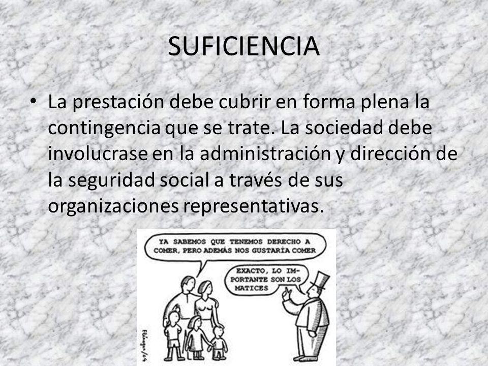 SUFICIENCIA