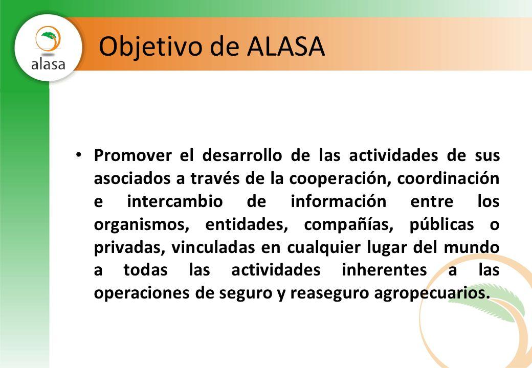 Objetivo de ALASA