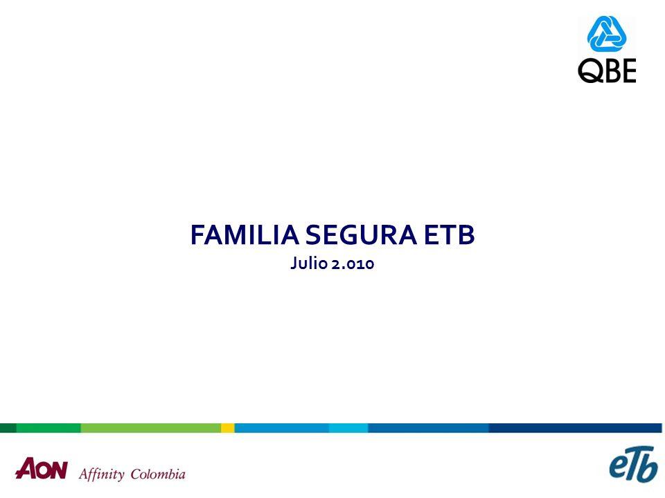 FAMILIA SEGURA ETB Julio 2.010