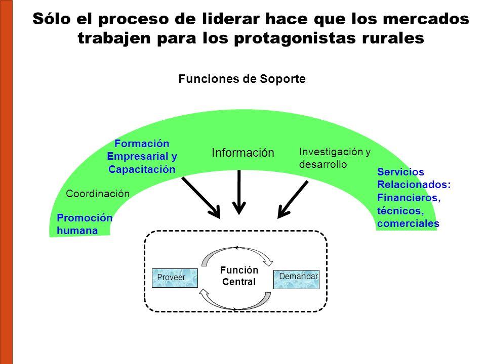 Formación Empresarial y Capacitación
