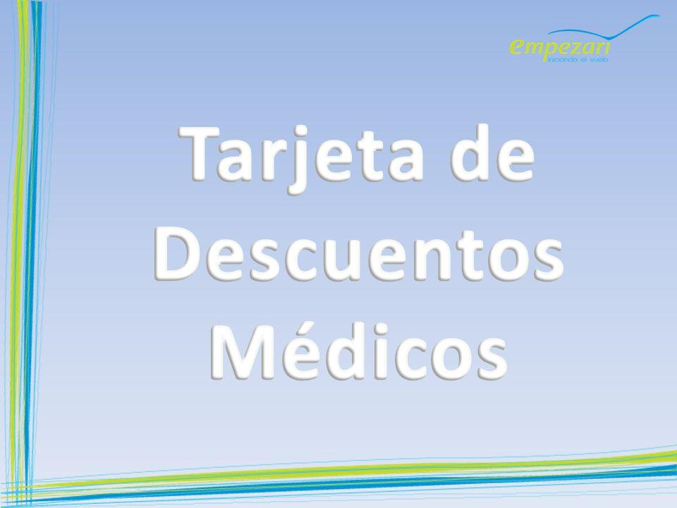 Tarjeta de Descuentos Médicos