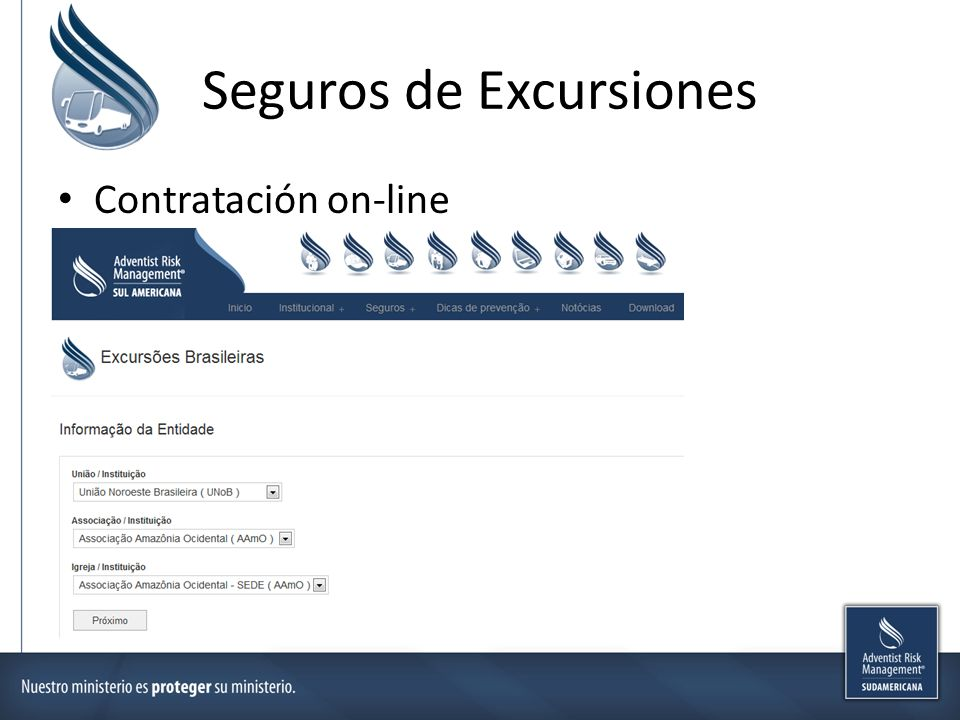 Seguros de Excursiones