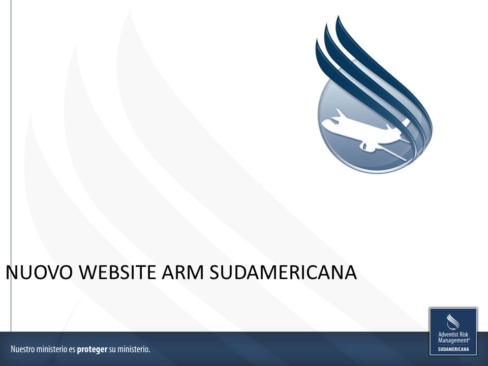 NUOVO WEBSITE ARM SUDAMERICANA